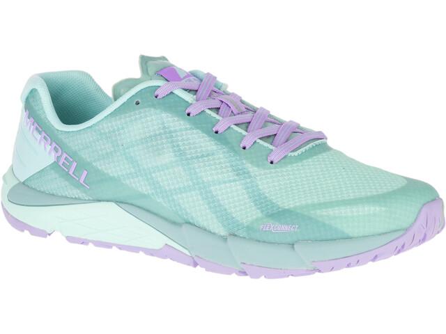 Merrell Bare Access Flex Løbesko Damer violet/turkis | Running shoes